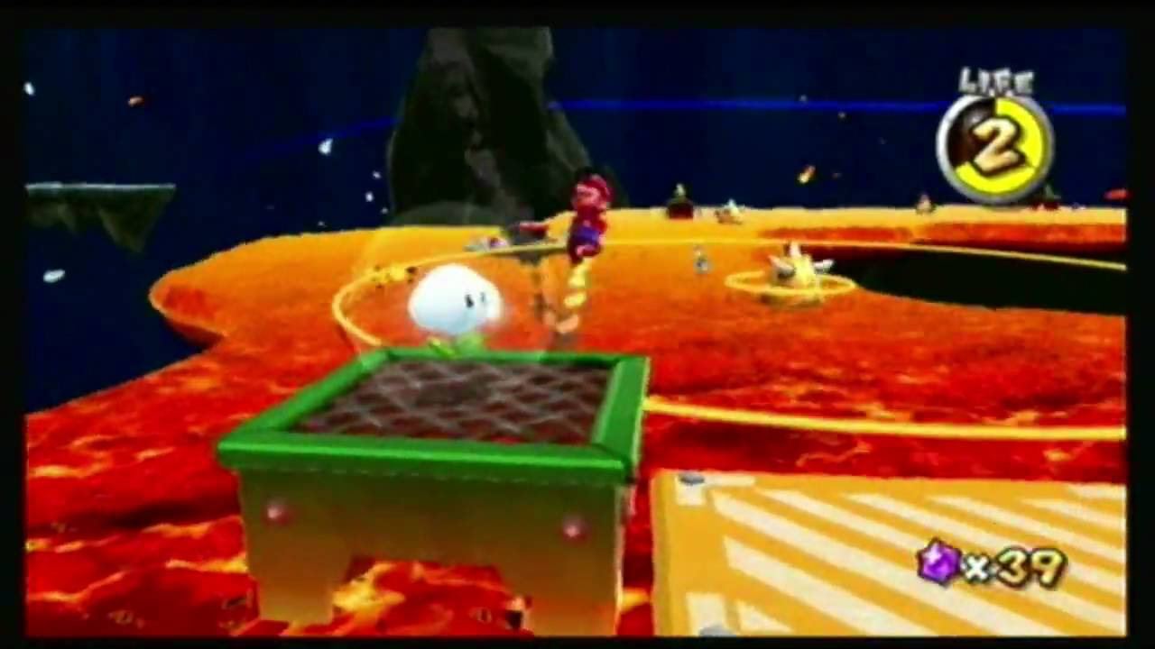 red mario galaxy stars - photo #34