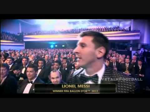 "Lionel Messi ""Simplemente inexplicable"""