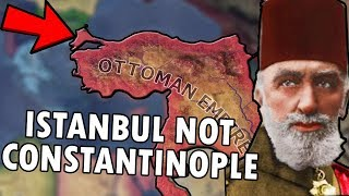 What If The Ottoman Empire Stayed Out Of WW1?! HOI4
