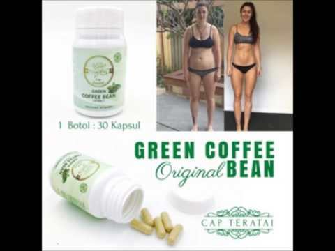 Obat diet ampuh teratai green coffee