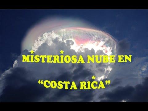 """-Misteriosa nube grabada en """"Costa Rica"""" el 15 de ... - photo#18"""