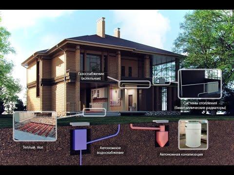 Инженерные коммуникации в доме. Какие инженерные коммуникации в доме необходимы при строительстве?