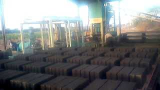 Block making Fully auotmaitic machine in india