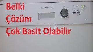Kafayı Yemiş Bulaşık Makinesine Servis Çağırmadan Önce Bunu Yapın & Bulaşık Makinesine Reset Atma