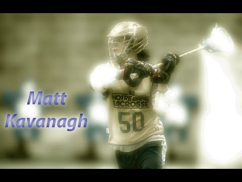 Matt Kavanagh Lacrosse Highlights
