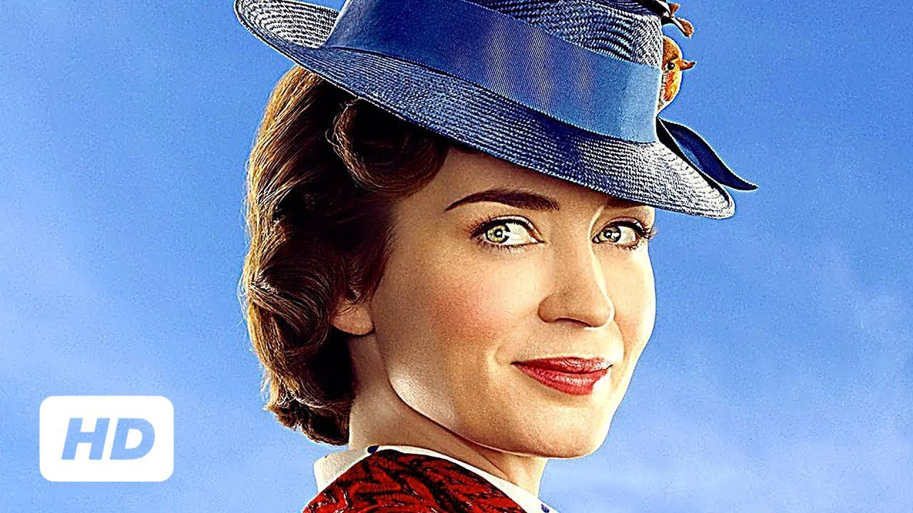Disney has released the charming first sneak peek at the longawaited Mary Poppins sequel Mary Poppins Returns