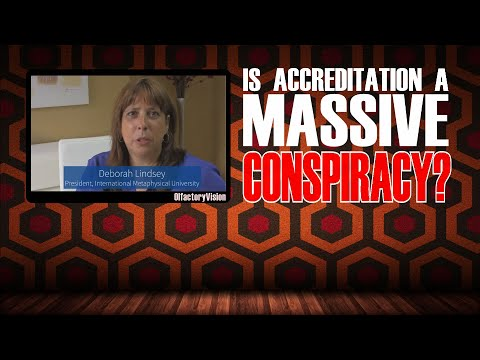 Is Accreditation A Massive Conspiracy?
