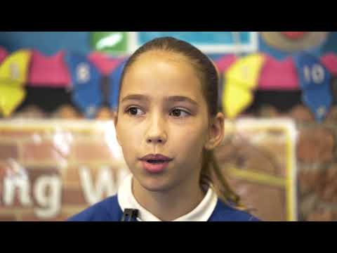 Seaview Primary School pupils talk Swansea City of Culture 2021