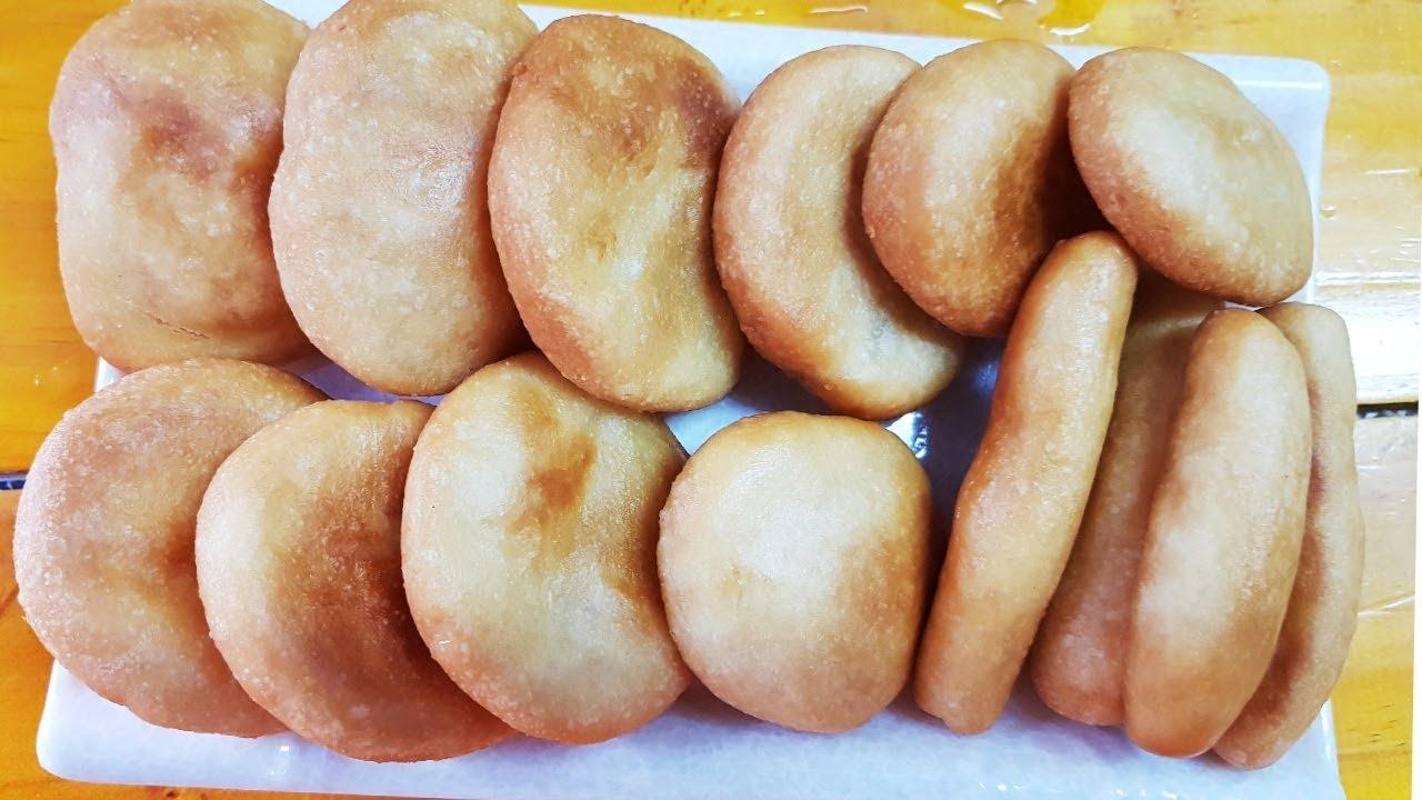 Bánh Nếp chiên giòn    đơn giản mà ngon .