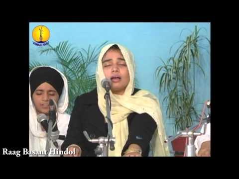 AGSS 2012 : Raag Basant Hindol - Bibi Mangandeep Kaur