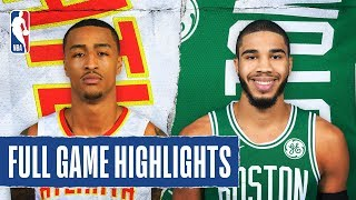 HAWKS at CELTICS | FULL GAME HIGHLIGHTS | February 7, 2020