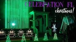 Christmas in Celebration FL   Jeater Bend  lights 2017