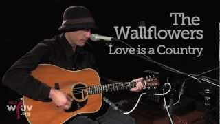 """The Wallflowers - """"Love Is a Country"""" (Live at WFUV)"""