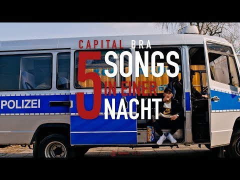 CAPITAL BRA - 5 SONGS IN EINER NACHT (PROD. THE CRATEZ) on YouTube