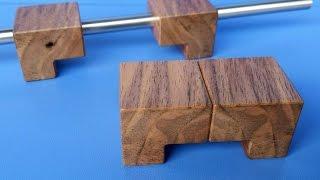 Точилка своими руками. Серия 3. Зажимы для абразивов. How to make a sharpening system