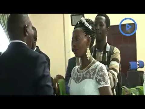 Wambui Otieno's widower Peter Mbugua remarries