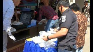 Polisi Tangkap Jaringan Pengedar Sabu Seberat 21,4 Kg
