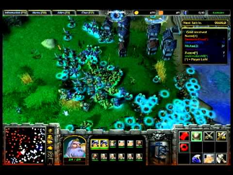 Warcraft 3 Middle Earth Risk  YouTube