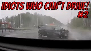 ►CAR Crash Compilation March 2018 HD◄ IDIOT DRIVERS Who Couldn`t Handle Their CARS!!