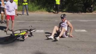 Triathlon Crash Compilation