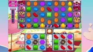 Candy Crush Saga Level 875  WAY WAY WAY HARD!
