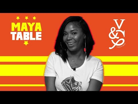 Maya Table On Film Production And Starting Her Production Company