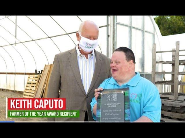 Keith Caputo - 2020 Farmer of the Year