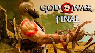 Download Video GOD OF WAR 4 PS4 Final Español Gameplay   Boss Baldur + Final Secreto (God of War 2018) MP3 3GP MP4