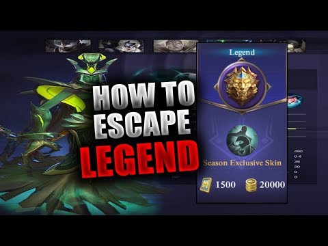 COACHING LEGEND RANK - HOW TO ESCAPE LEGEND ! - Mobile legends gameplay - Guide - Tips - Giveaway