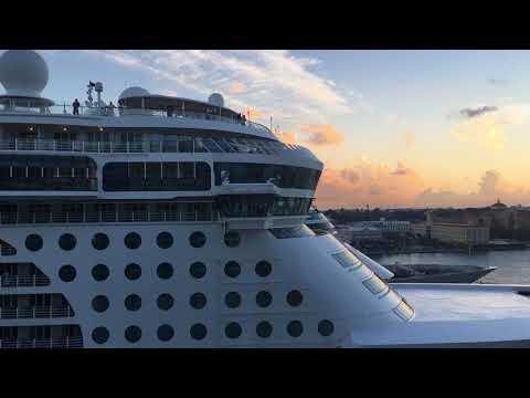 Disney Dream & Princess Regal Battle of the Horns In Nassau