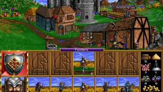 Heroes of Might and Magic: A Strategic Quest (PC DOS) longplay part 2/3
