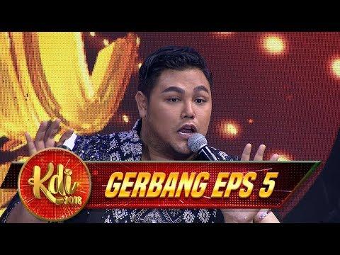 Asyik!! Nandar Dimake Over Master Igun Dengan Cuap Cuap Manja - Gerbang KDI Eps 5 (23/7)