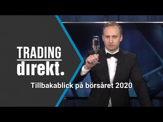 Trading Direkt 2020-12-29: Letar nyårsraketer och frågar var Tesla är på väg