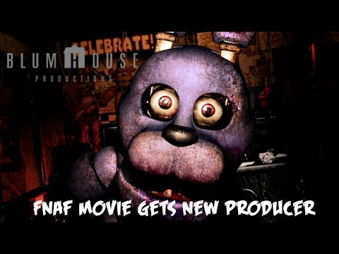 Five Nights at Freddys Movie now in Production!!!!