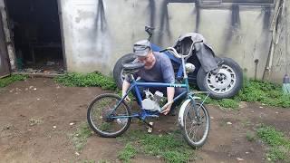 Крутой Super Mini Bike.