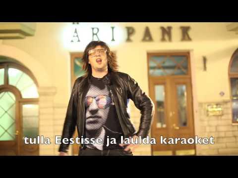Jari James, karaoke mestari Virossa