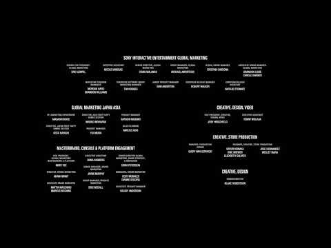 The Last of Us Part II - Through the Valley - credits song