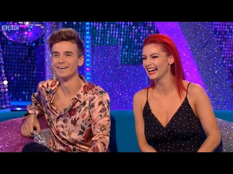 Joe Sugg & Dianne Buswell Strictly Come Dancing It Takes Two WEEK 10