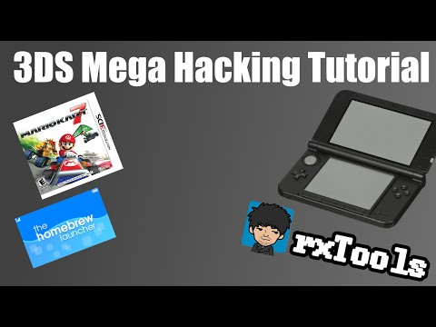 3DS CFW/EmuNAND/Installing .cia's/Unlink SysNAND and EmuNAND - [Mega Tutorial]