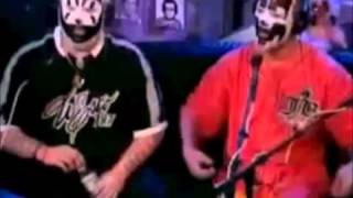 Rare Slipknot interview - ICP fight mp3