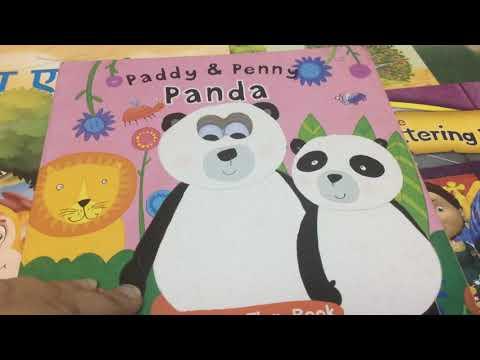 Reading Room - 'Paddy & Penny Panda'