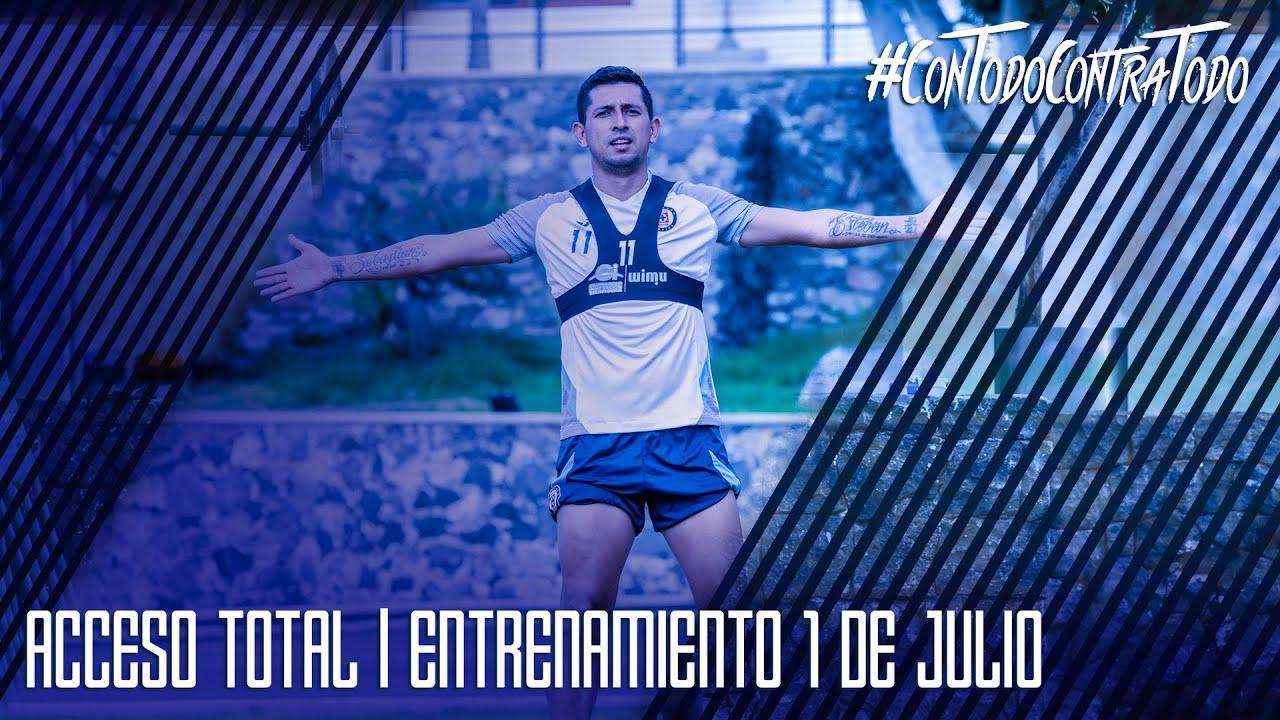 Acceso Total l Entrenamiento 1 Julio.