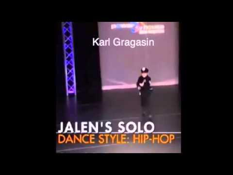 Working from 9 to 5-dance moms Jalen's solo (full song)