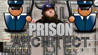 Data Plays - Prison Architect Ep.32 - 200 & Climbing!