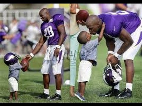 Adrian Peterson's Son Dies After Allegedly Being Assaulted