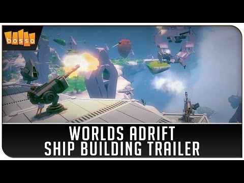 Announcing ... Ship Building