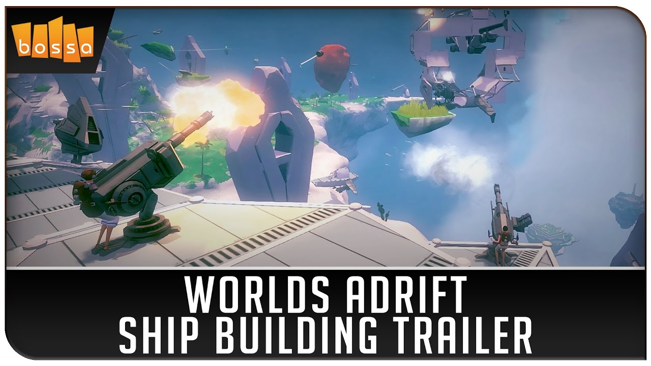 Worlds Adrift hands-on preview: Systems, sky pirates, and hilarious