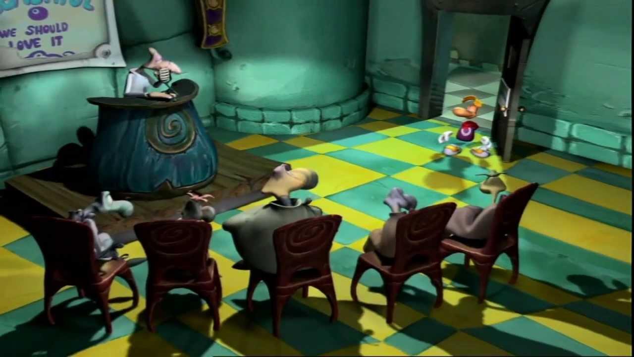 Rayman le dessin animé. - YouTube