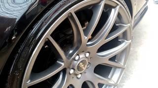 Volkswagen Jetta con alta dosis de Tuning.