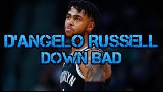 "D'Angelo Russell Mix: ""Down Bad"" (Dreamville, JID, Bas, J. Cole, EARTHGANG & Young Nudy)"